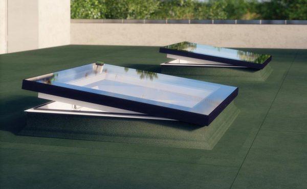 fenetre toit plat type F Fakro Amaéva distribution